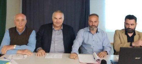 Πρωτοβουλίες συνεργασίας του αγροτικού τομέα και των ξενοδοχειακών επιχειρήσεων της Κρήτης