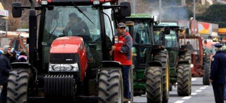 Μπαράζ κινητοποιήσεων για κόστος παραγωγής και αγροτικό πετρέλαιο