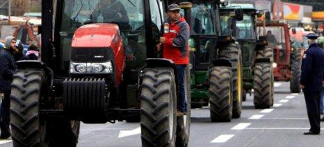 Συγκέντρωση στο κόμβο Αγ. Γεωργίου ετοιμάζουν οι αγρότες της Ηλείας