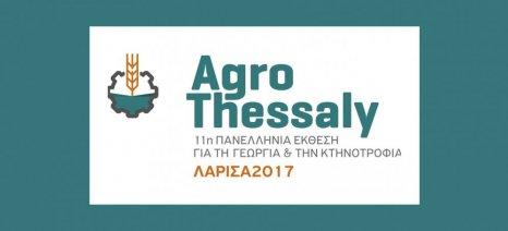 Διπλάσιοι εκθέτες σε μεγαλύτερη έκταση αναμένονται στη φετινή Agrothessaly