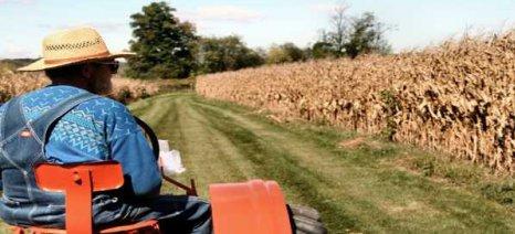 Αύξηση στο αγροτικό εισόδημα για τον Φεβρουάριο σύμφωνα με την ΕΛΣΤΑΤ