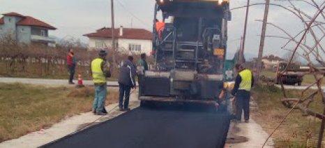 Συνολικά 16 έργα αγροτικής οδοποιίας στη Θεσσαλία θα χρηματοδοτηθούν από το ΠΑΑ