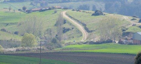 Την επισκευή του αγροτικού οδικού δικτύου ζητά ο Σύλλογος Αγροτών Κτηνοτρόφων Κατερίνης «Η Δήμητρα»