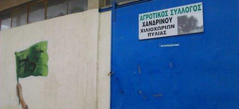 «Μπαλάκι» μεταξύ ΟΠΕΚΕΠΕ και ΕΛΓΑ οι σταφιδοπαραγωγοί του Χανδρινού Μεσσηνίας