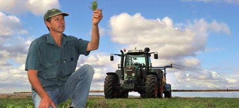 Νέα μείωση σε αγροτικά εισοδήματα και κόστος εφοδίων κατέγραψε η ΕΛ.ΣΤΑΤ.