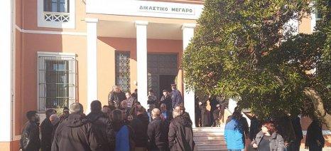 Νέο αγροτοδικείο κατά του Κτηνοτροφικού Συλλόγου Αλεξανδρούπολης