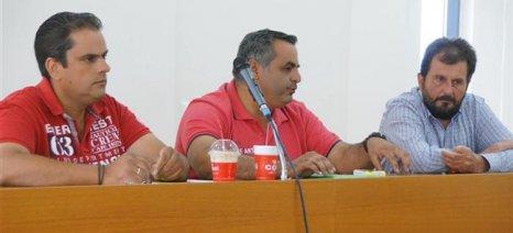 """""""Εξόρμηση"""" στην Αθήνα για συνάντηση με τον Αποστόλου επιδιώκουν οι αγρότες της Αιγιάλειας για τη νέα ΚΑΠ"""