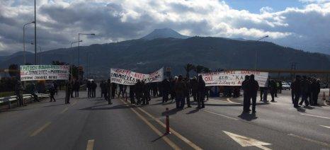 Εισαγγελική εντολή να σταματήσει ο αποκλεισμός της Νέας Εθνικής Οδού στο Αίγιο