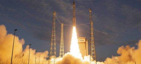 Εκτοξεύτηκε ο ευρωπαϊκός δορυφόρος «Αίολος», για να βελτιώσει την πρόγνωση του καιρού