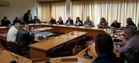 Όλα τα θέματα που αφορούν τους αγρότες τέθηκαν σε συνάντηση της Παπανάτσιου με φορείς του δήμου Ρήγα Φεραίου