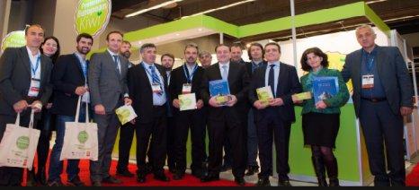 Στη Sial του Καναδά συμμετείχαν τέσσερις επιχειρήσεις - παραγωγοί ακτινιδίου