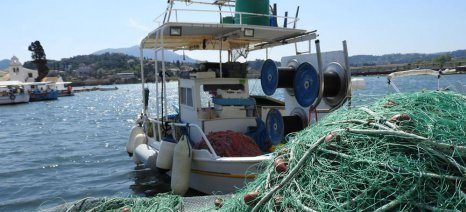 Παράταση έως 18 Μαΐου για την τοποθέτηση συσκευής VMS στα αλιευτικά σκάφη