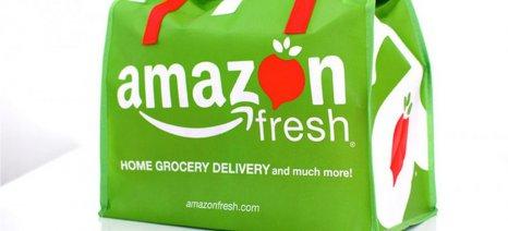 Επεκτείνεται στο Βερολίνο το παντοπωλείο της Amazon