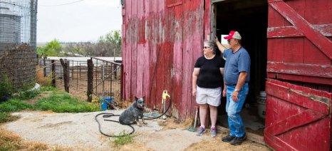 Γιατί οι αυτοκτονίες μεταξύ των Αμερικανών αγροτών έχουν φτάσει σε αριθμό ρεκόρ;