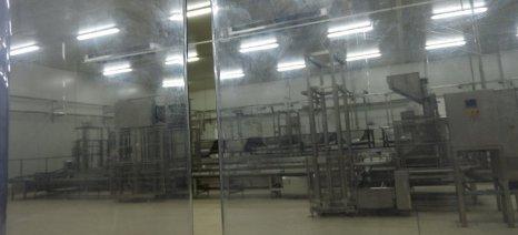 Στα μέσα Απριλίου ξεκινά δοκιμαστικά η λειτουργία του εργοστασίου της ΑΜΦΙΓΑΛ