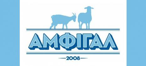 Τα τυροκομικά προϊόντα της συνεταιριστικής ΑΜΦΙΓΑΛ διατίθενται σε καταστήματα του νομού Αιτωλοακαρνανίας