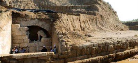 Πότε ανακοινώνεται το φύλο και η ηλικία του σκελετού της Αμφίπολης