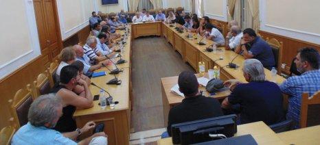 Ενισχυμένα κλιμάκια εκτιμητών θα στείλει ο Ζαννιάς στο Ηράκλειο