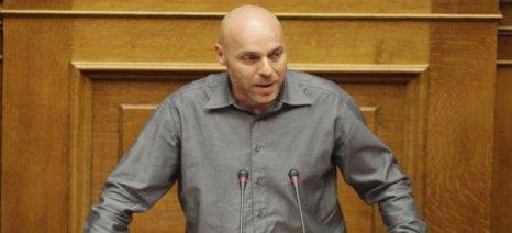 Ενημέρωση για τις πλαστές βιολογικές πιστοποιήσεις ζητά ο Γιώργος Αμυράς