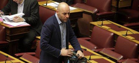 Για τα Διαχειριστικά Σχέδια Βόσκησης έκανε ερώτηση στη Βουλή ο Αμυράς