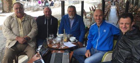 Συνάντηση Αμυρά με αλιείς των Ιωαννίνων για την προώθηση της αγωνιστικής αλιείας στην Ελλάδα