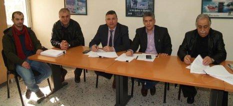 Υπογραφή συμβάσεων 1,5 εκατ. ευρώ για το Πρόγραμμα Leader στη Λάρισα