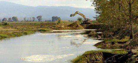 Πλημμύρισαν τα χωράφια της Μαυροθάλασσας, κατά... λάθος