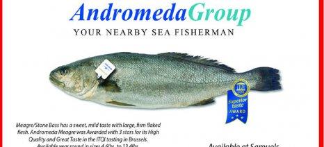 Εγκρίθηκε η εξαγορά Νηρέα και Σελόντα από τον Όμιλο Andromeda Seafood