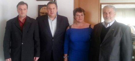 Κοινά ψηφοδέλτια για Αγροτικό Κτηνοτροφικό Κόμμα Ελλάδος και ΑΝΕΛ