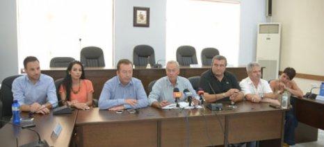 Σγουρίδης: Προτεραιότητα η στήριξη του πρωτογενούς τομέα