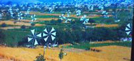 Πρωτοβουλίες για την αναστύλωση των παραδοσιακών ανεμόμυλων του Λασιθίου