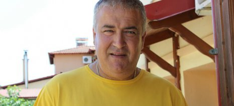 Ο Μάκης Αντωνιάδης εξελέγη πρόεδρος του Ενιαίου Συλλόγου Αγροτών Νάουσας