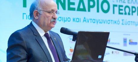 Ο Χριστόδουλος Αντωνιάδης αναλαμβάνει πρόεδρος στη ΜΕΒΓΑΛ