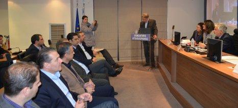 """Προς επίλυση με νομοθετική πρωτοβουλία το πρόβλημα με το ΠΟΠ """"ελιά Καλαμάτας"""""""