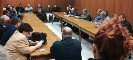 Τα προβλήματα των αγροτών της Λέσβου έφεραν τον Αντώνογλου στο νησί - Συλλαλητήριο στις 6 Νοεμβρίου