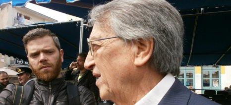Την κυβέρνηση στην παρέλαση της 25ης Μαρτίου στην Τρίπολη εκπροσώπησε ο Αντώνογλου