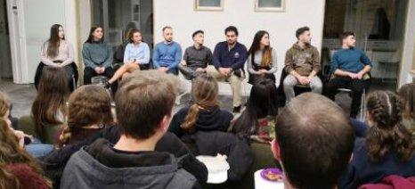 Απόφοιτοι ενημέρωσαν μαθητές της ΑΓΣ για τις σπουδές σε αμερικανικά πανεπιστήμια