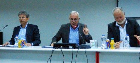 Αντισταθμιστικά μέτρα για τη μείωση των ενισχύσεων στη σταφίδα υποσχέθηκε ο Αποστόλου
