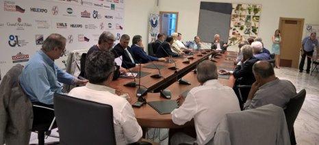 Νομοθετική ρύθμιση για τη διακίνηση ελληνικών τροφίμων μέχρι το τέλος του 2016