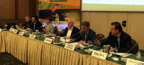 Τρία αγροτικά προγράμματα ύψους 700 εκατ. ευρώ στο δρόμο της ενεργοποίησης