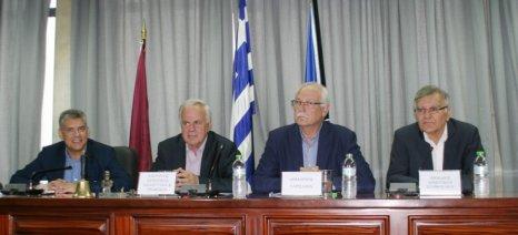 Υπογράφτηκε η παραχώρηση των 220 στρεμμάτων του πρώην ΕΘΙΑΓΕ στο δήμο Λάρισας