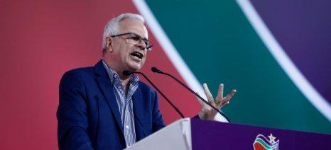 Αποστόλου: Θα ξεπεράσουν τα 4 δισ. ευρώ φέτος οι πληρωμές προς τους αγρότες
