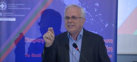 Αποστόλου από τη Θεσσαλονίκη: Δεν θα επιτρέψουμε να χαθεί ούτε ένα ευρώ από τις κοινοτικές ενισχύσεις στην νέα ΚΑΠ