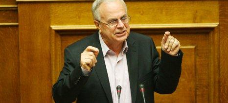 Αποστόλου: Γιατί κατατέθηκαν στην Τράπεζα της Ελλάδος τα διαθέσιμα του ΟΠΕΚΕΠΕ