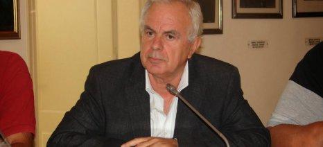 Παραιτήθηκε από το Περιφερειακό Συμβούλιο Στερεάς Ελλάδας ο Αποστόλου