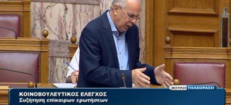Ολοκληρώθηκε σε υψηλούς τόνους η συζήτηση στη Βουλή για τα φορολογικά και ασφαλιστικά μέτρα (upd)