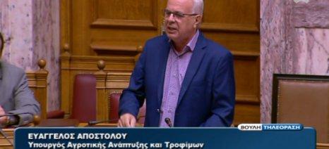 Οσμή σκανδάλου: Σε ανακλήσεις παραχωρήσεων δημοσίων εκτάσεων σε όλη την Ελλάδα προχωρά το ΥΠΑΑΤ