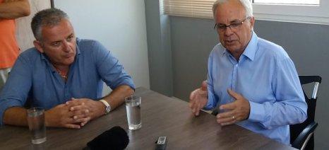 Τις 3.000 αναμένεται να φτάσουν οι δηλώσεις ζημιάς στην Κορινθία από τους αμπελουργούς
