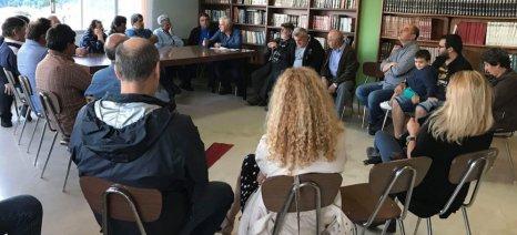 Αρχές Νοεμβρίου τα πορίσματα για τις ζημιές στους συκοπαραγωγούς της Κύμης