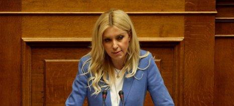 Φ. Αραμπατζή: Δεν έχουν τέλος οι παλινωδίες του ΥπΑΑΤ προς τους Έλληνες βιοκαλλιεργητές